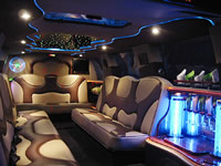 Stockland Green limousine hire