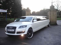 Staffordshire limo hire