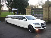 Sutton Trinity limo hire