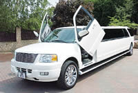 limousine hire New Hall
