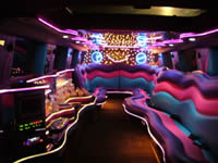 limousine hire Bartley Gree
