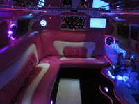 New Hall limo hire